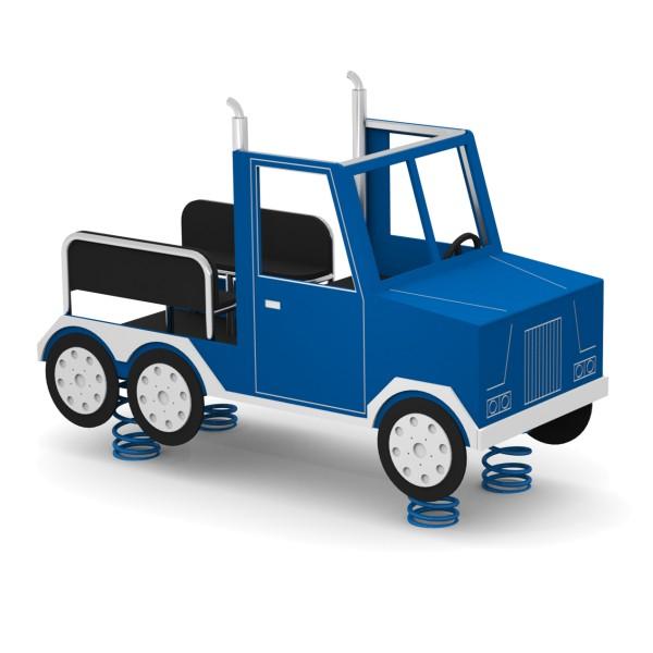 Federwippe Truck