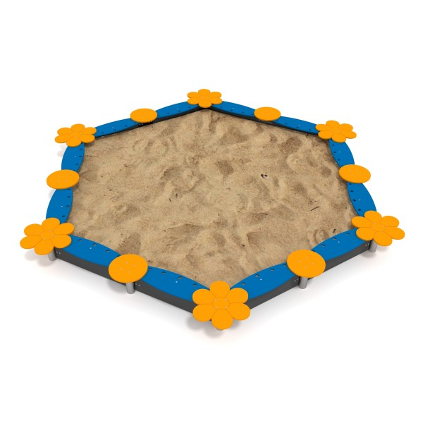 Sandkasten XL