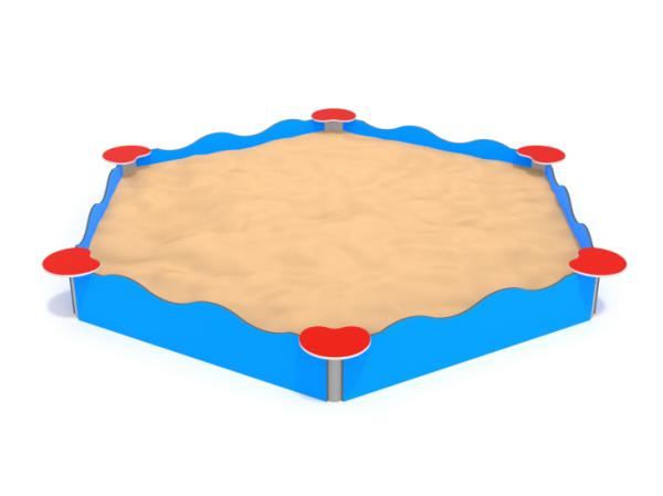 Sandkasten BLUE