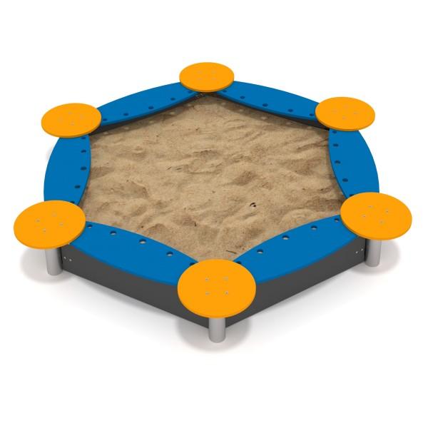 Sandkasten UNO