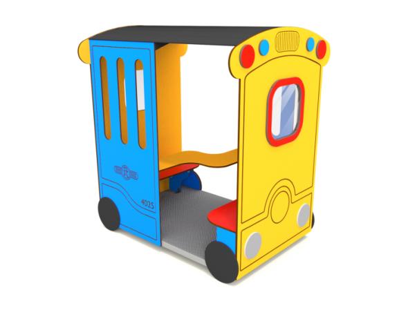 Spielhaus - Loki - Wagon