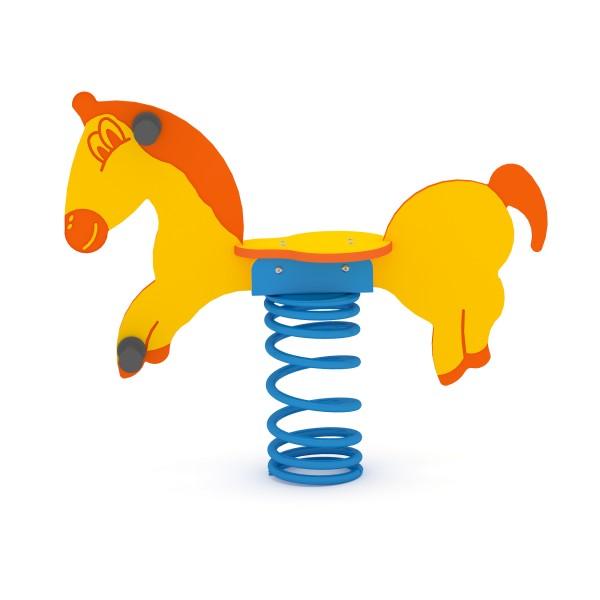Federwipper Pferd