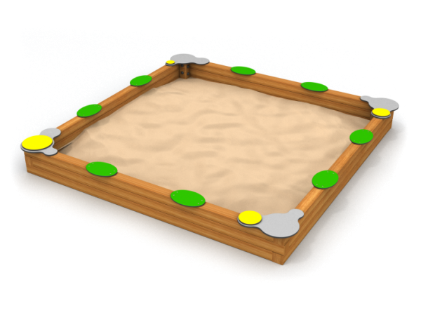 Sandkasten Woodi