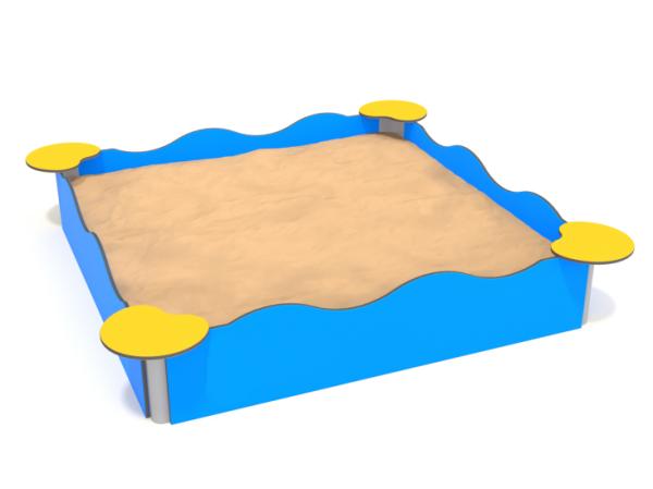 Sandkasten Quater